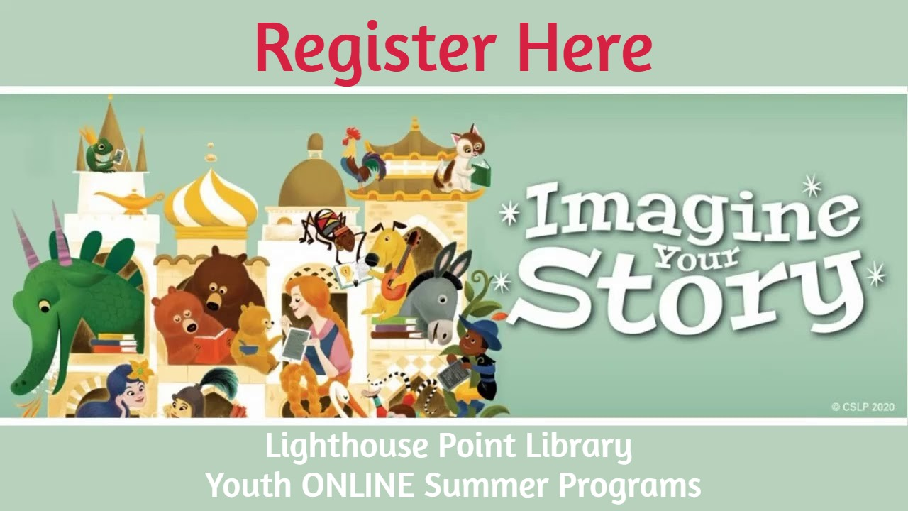 Youth Online Programs Registration Button