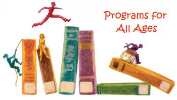 Programs for all ages flyer